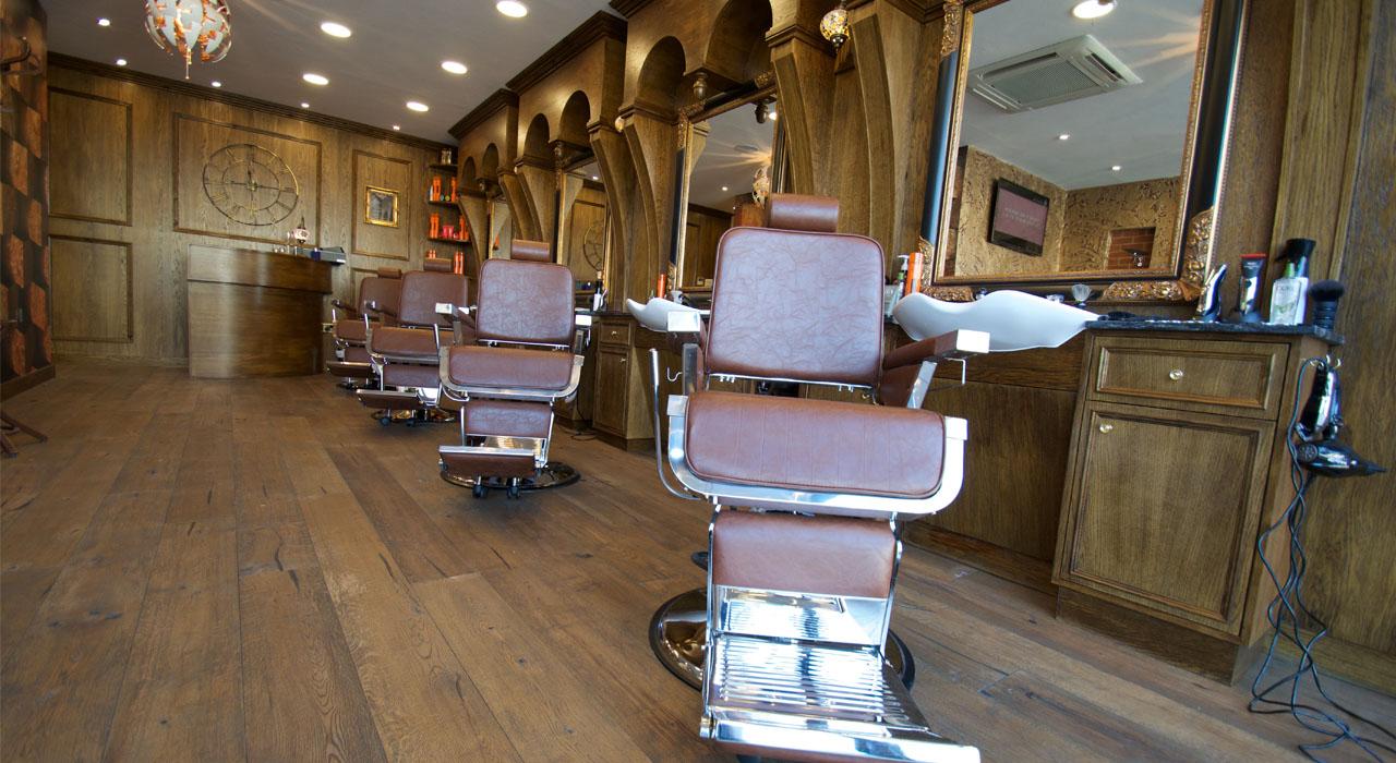 Mens Barbers Surrey