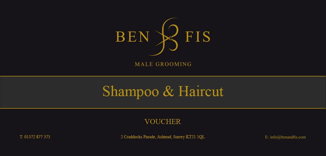 Shampoo & Haircutpsd